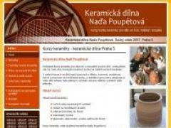 kurzy-keramiky-poupetova.cz