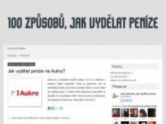 100zpusobujakvydelatpenize.cz