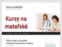 kurzy-materska.cz