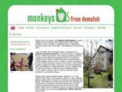 monkeysfromdomecek.cz