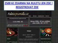 ruleta-pravidla.cz