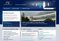 newtoncollege.cz