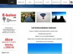 e-balon.cz