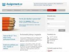 assignment.cz