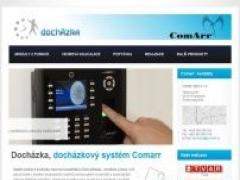 dochazka-comarr.cz