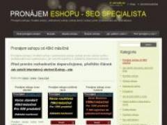 pronajem-eshopu.com