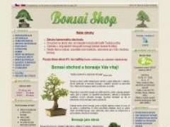 bonsai-shop.cz