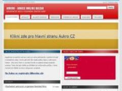 aukro-aukce-online-bazar.cz