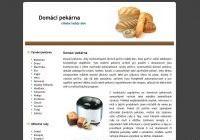 domaci-pekarny.net