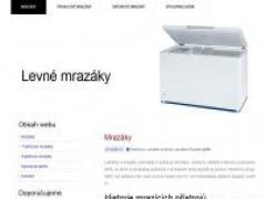 levne-mrazaky.eu