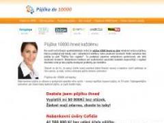 pujcka-10000.cz